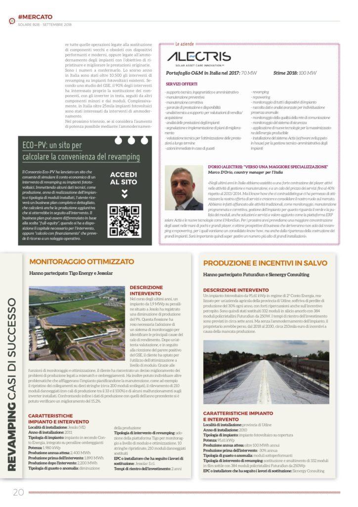 ECO-PV: un sito per calcolare la convenienza del revamping