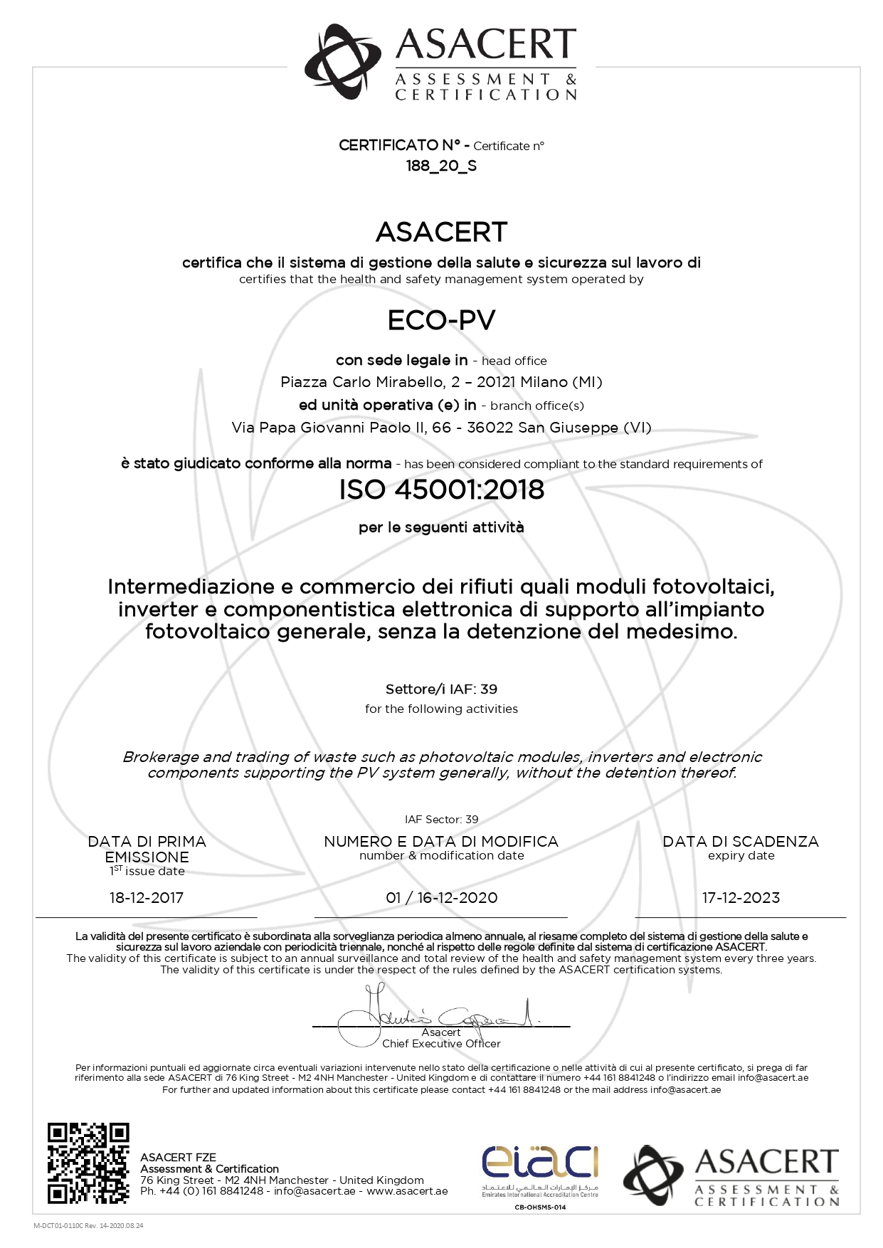 ECO_PV_Certificate_ISO_45001_2018_ASACERT_20201216_page-0001
